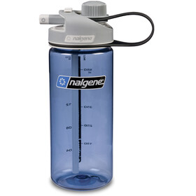 Nalgene Multi Drink Flaske 600ml, blue